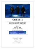 Gillette report 2