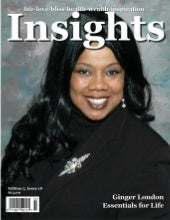 Insight Magazine featuring Ginger L...