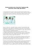 Giornata mondiale contro l'ictus 2014: l'importanza della prevenzione e delle terapie personalizzate