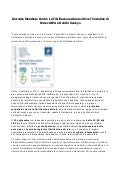 Giornata Mondiale Contro La Fibrillazione Atriale 2014: l'iniziativa di Feder-AIPA e Daiichi Sankyo