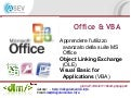 Office & VBA - Giorno 7