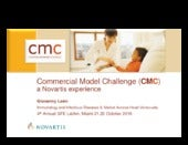 The Commercial Model Challenge: securing resources and management focus