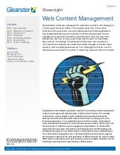 Web Content Management Benchmark Re...