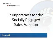 7 Imperatives for the Socially Enga...