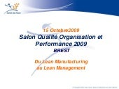 G Liegois Lean France Sqop09 Afeit