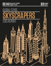 Global cities-skyscrapers