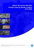 Global automotive modular platform sharing market analysis 2013 2023