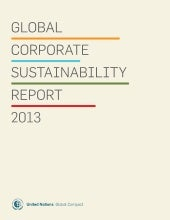 UNGC Global Corporate Sustainabilit...