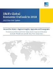 D&B's Global Economic Outlook to 20...
