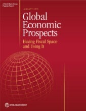 Global economic prospects having fiscal space and using it
