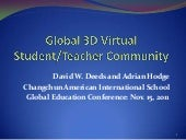 Global Education Conference: Global...