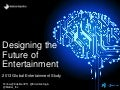 2013 Edelman Global Entertainment Study - Brazil