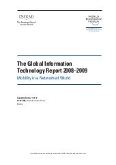 Global Information Technology Repor...