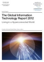 Global it report_2012