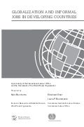 Globalization In Informal Jobs In Developing Countries
