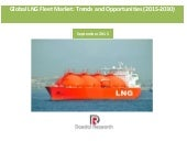Global LNG Fleet Market: Trends and Opportunities (2015-2019) - New Report by Daedal Research
