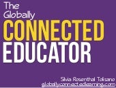 The Globally Connected Educator