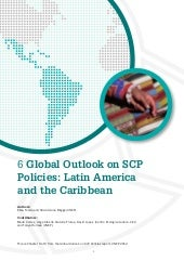 Global outlook on scp policies lac ...