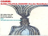 Global Political Economy: How The W...