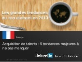 France Global Recruiting Trends 201...