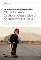 The 2013 Global Retail Development ...