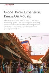Global Retail Expansion Keeps On Mo...
