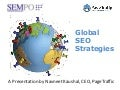 Global SEO Strategies