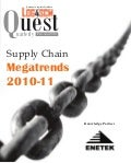 Global Supply Chain Mega Trend Interview