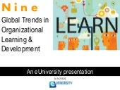 Global Trends in Organisational Learning & Developments 2014