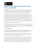 Global uav payload market analysis and forecast 2012 2022