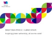 Building a Global Values Community with Alan Williams