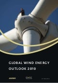 Global wind energy outlook 2010, okt.