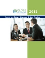 GLOBE Advisors - Primer on Climate ...