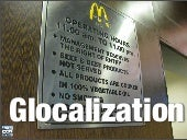 IB Geography - Global Interactions - Glocalization