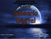Glosario  digital