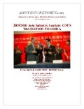 2009/2010 Auto Industry Analysis: GM'S TRANSITION TO CHINA (6) eMOTION! REPORTS.com