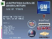 General Motors - Su estrategia global