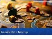 Brisbane Gamification Meetup - Intr...