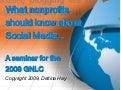 GNLC Social Media for Nonprofits