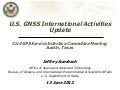 Gnss international policy   regional cgsic (austin - jun2012)
