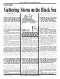 Gog Watch-Gathering Storm On The Black Sea  -  Prophecy In The News Magazine   November 2008