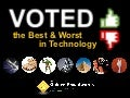 Voted: The Best and Worst in Technology