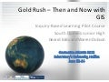 Gold Rush (Inquiry-Based Learning)
