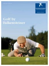 Golf by Falkensteiner Hotels