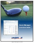 Quick Start Guide: Online Registration with Event Manager for Golf