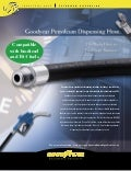 Goodyear fuel hose guide