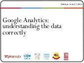 Google Analytics: understanding the...