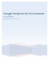 Google Analytics for Government, 2n...