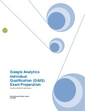 Google analytics individual qualifi...