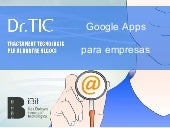 Google apps para business